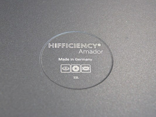 Hifficiency® Amador ø 28 cm Pfanne – Made in Germany!